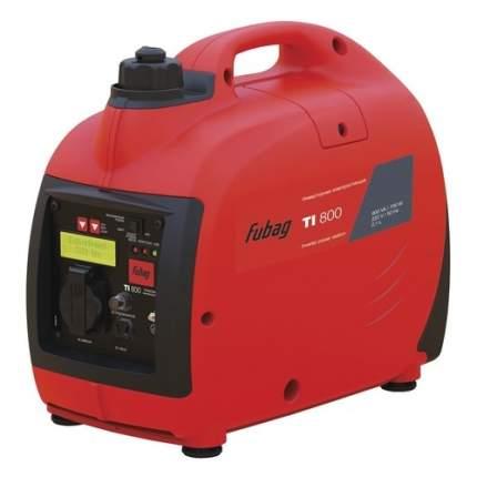 Бензиновый генератор FUBAG TI 800, 220, 0.8кВт [838977]