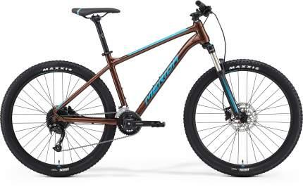 Велосипед Merida Big.Seven 100-2x 2021 M бронзовый