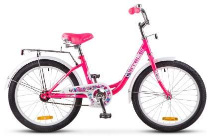 "Велосипед Stels Pilot 200 Lady 2019 12"" розовый"