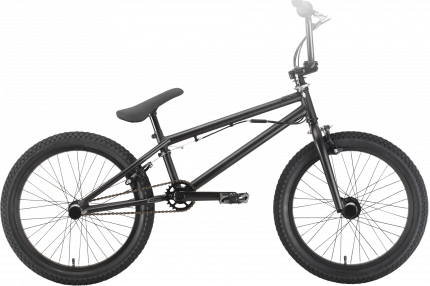 Велосипед Stark BMX 3 2021 One Size черный