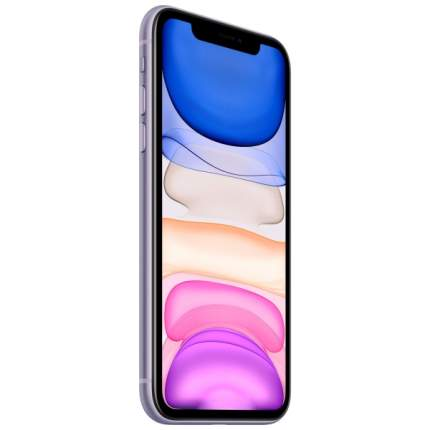 Смартфон Apple iPhone 11 64GB с новой комплектацией Purple (MHDF3RU/A)