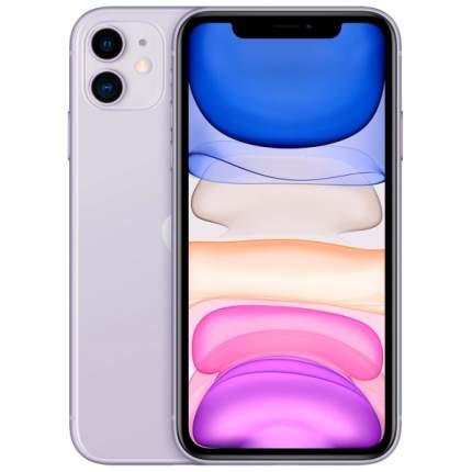 Смартфон Apple iPhone 11 64GB с новой комплектацией Purple (MHDF3RU/A)