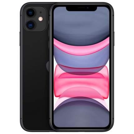 Смартфон Apple iPhone 11 64GB с новой комплектацией Black (MHDA3RU/A)