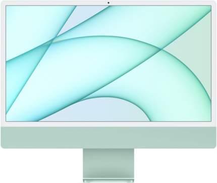 Моноблок Apple iMac 24 M1\8\256\8-core GPU Green (MGPH3RU/A)