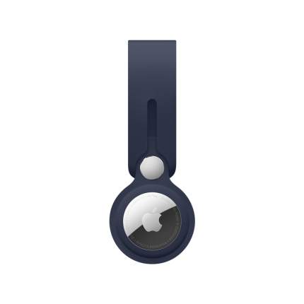 Умный брелок Apple AirTag Loop - Deep Navy (MHJ03ZM/A)