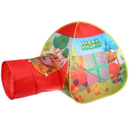 Детская палатка Играем вместе Мимимишки, с тоннелем