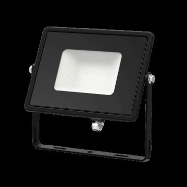 Прожектор Gauss Qplus 30W 2550lm 6500K 200-240V IP65 графитовый LED