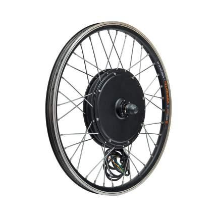 Мотор-колесо  переднее 1000Вт, 36-48В, спицы серые