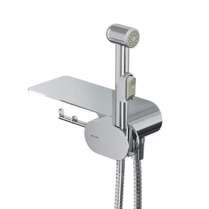 Встраиваемый смеситель с гигиеническим душем и полкой AM.PM Like F0202600