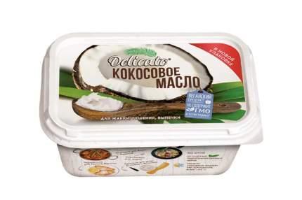 Масло DELICATO  кокосовое 200гр