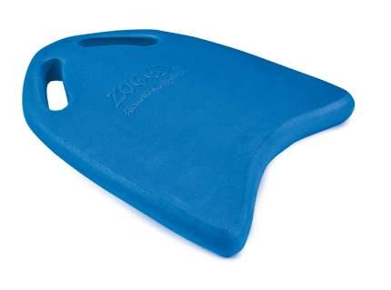 Доска для плавания Zoggs Kick Board blue