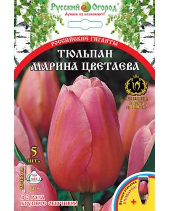 Тюльпан Марина Цветаева Русский огород 201329