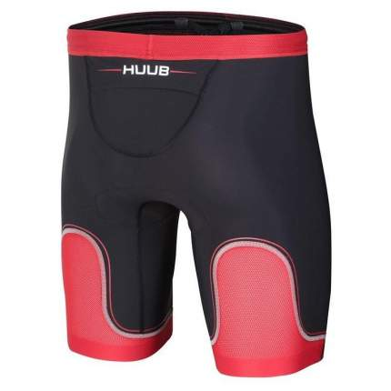 Гидрошорты HUUB Core Triathlon Shorts, black, L