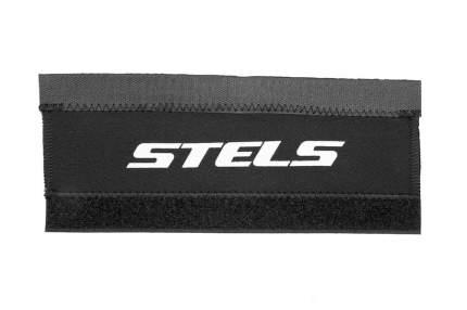 Накладка на перо рамы STELS лайкра/неопрен 255х112/93 мм, чёрная/200041