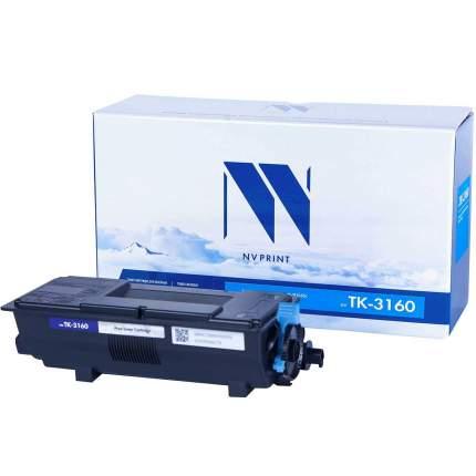 Картридж для лазерного принтера NV Print TK-3160 (без чипа), черный