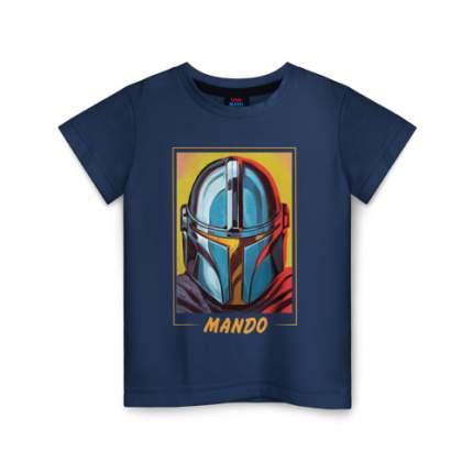 Детская футболка ВсеМайки The Mandalorian, размер 140