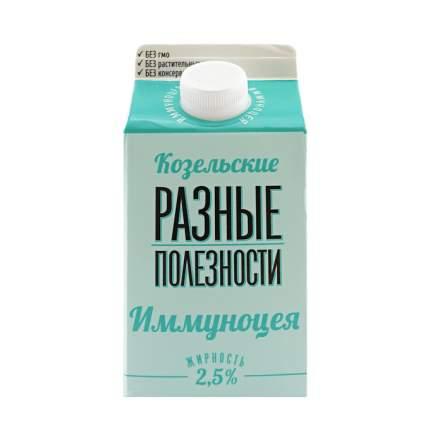 Бзмж иммуноцея разн.полез.козельск 2,5% п/пак.450г