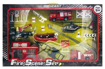 Игровой набор Shantou Gepai Пожарный XY288/DT