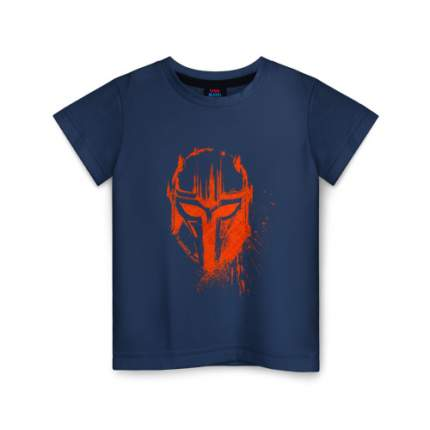 Детская футболка ВсеМайки The Armorer The Mandalorian, размер 128