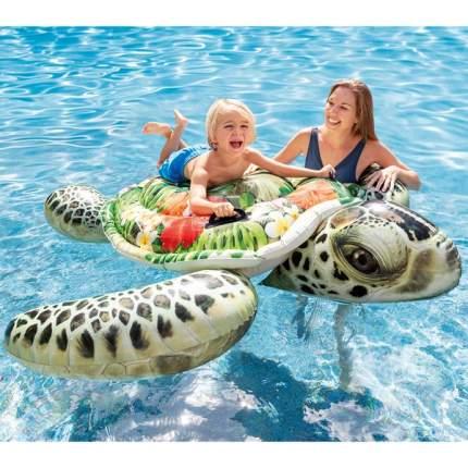Матрас Intex Настоящая черепаха И57555 191 x 170 см