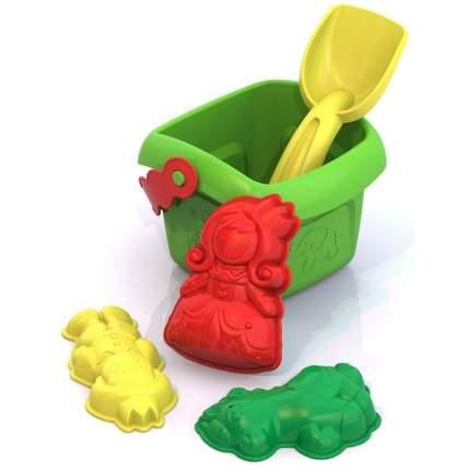 Набор для игры в песочнице №134 Нордпласт 5 предметов