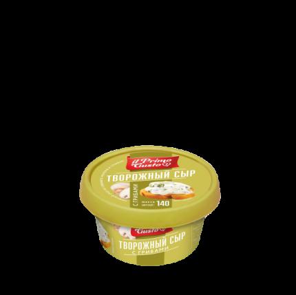Бзмж сыр твор.il primo gusto с зелен.60% п/ст.140г
