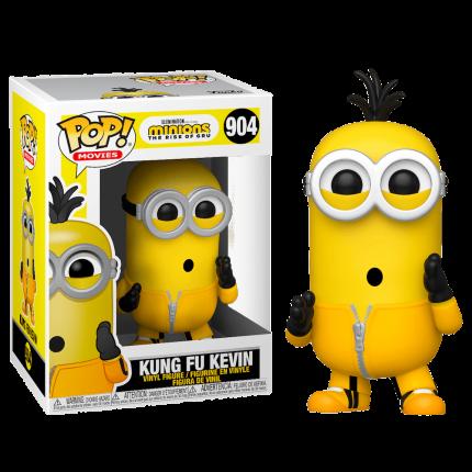 Фигурка Funko POP!  Minions 2: Kung Fu Kevin (Кевин Кунг-Фу) 47804