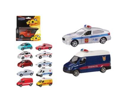 Машинка легковая Autotime Boom Racer 49500W-RUS