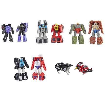 Transformers игровой набор Hasbro Микромастерс, в ассортименте