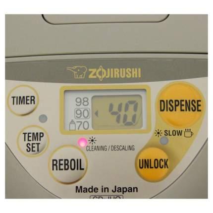 Термопот Zojirushi CD-JUQ30 CT Beige\Pink