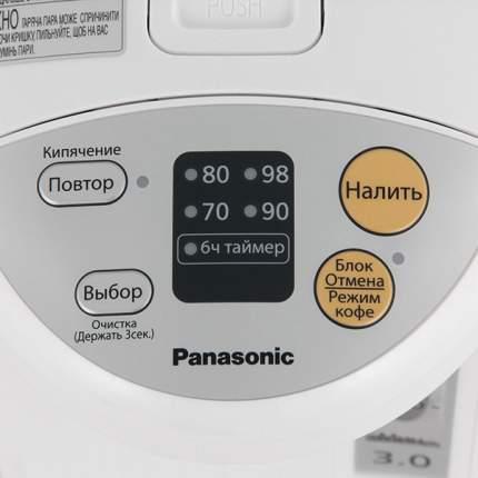 Термопот Panasonic NC-EG3000WTS White