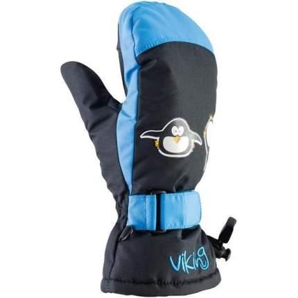 Перчатки Горные Viking 2020-21 Pingvi Blue (Inch (Дюйм):5)