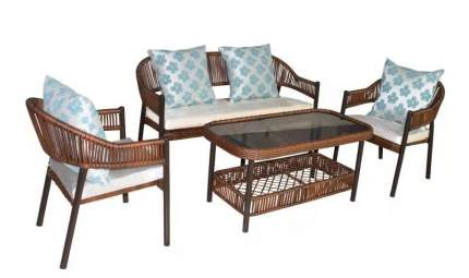 Набор дачной мебели Reking ХН-30 Бургундия
