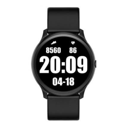 Смарт-часы Kingwear KW13 Black