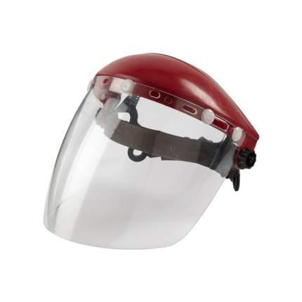 Щиток защитный лицевой Исток-Евро, поликарбонат 2,5 мм, с храповиком