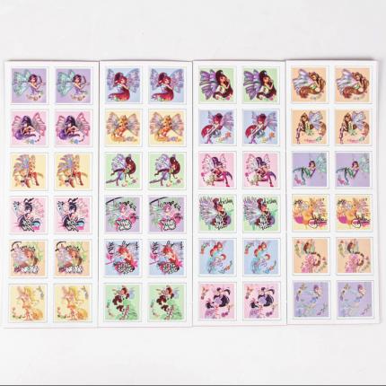 Настольная ига Мэмори - Winx Step Puzzle