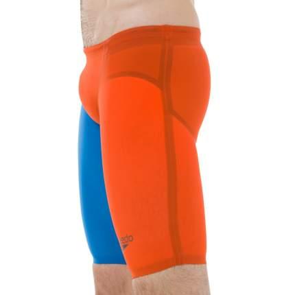 Гидрошорты Speedo Fastskin LZR Racer Elite 2 Jammer, blue/orange, M