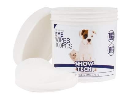 Салфетки гигиенические для глаз Show Tech Eye, 100 штук