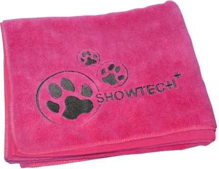 Полотенце-попона из микрофибры для собак Show Tech+ розовое, размер S