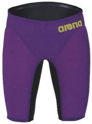 Гидрошорты Arena Powerskin Carbon Air, plum/fluo yellow, S