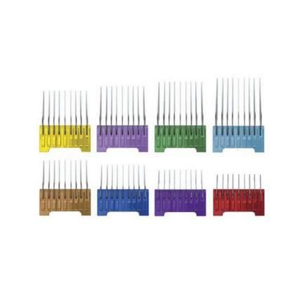 Набор металлических насадок Moser 8 шт.1233-7050