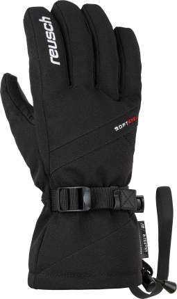 Перчатки Горнолыжные Reusch 2020-21 Outset R-Tex® Xt Black/White (Inch (Дюйм):7,5)