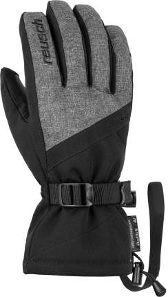 Перчатки Горнолыжные Reusch 2020-21 Outset R-Tex® Xt Black/Black Melange (Inch (Дюйм):9,5)