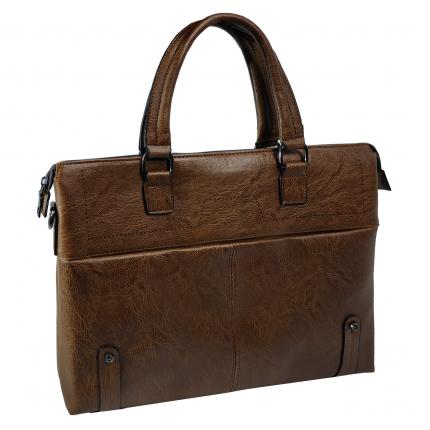 Портфель мужской D-Zain 6005 коричневый