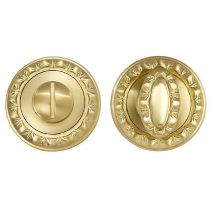 Ручка поворотная BK6 MT SG/GP-4 матовое золото/золото