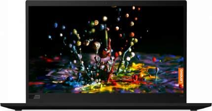 Ультрабук Lenovo ThinkPad X1 Carbon 7 Black (20QD003JRT)