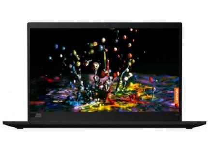 Ультрабук Lenovo ThinkPad X1 Carbon 7 Black (20QD002XRT)