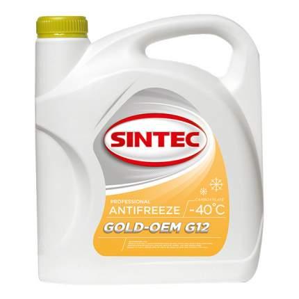 Антифриз Sintec Желтый Готовый антифриз 5кг 800526