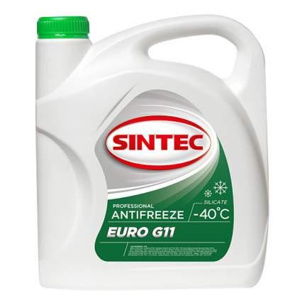 Антифриз Sintec Зеленый Готовый антифриз 5кг 800523