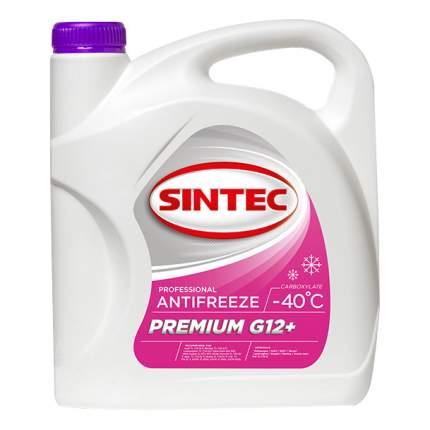 Антифриз Sintec Красно-фиолетовый Готовый антифриз 1кг 990453